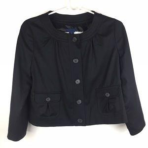JCREW Cropped Wool Jacket